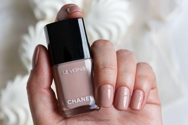 0ad8155811c Chanel Le Vernis Longwear 504 Organdi | Nails - Chanel - Chanel ...