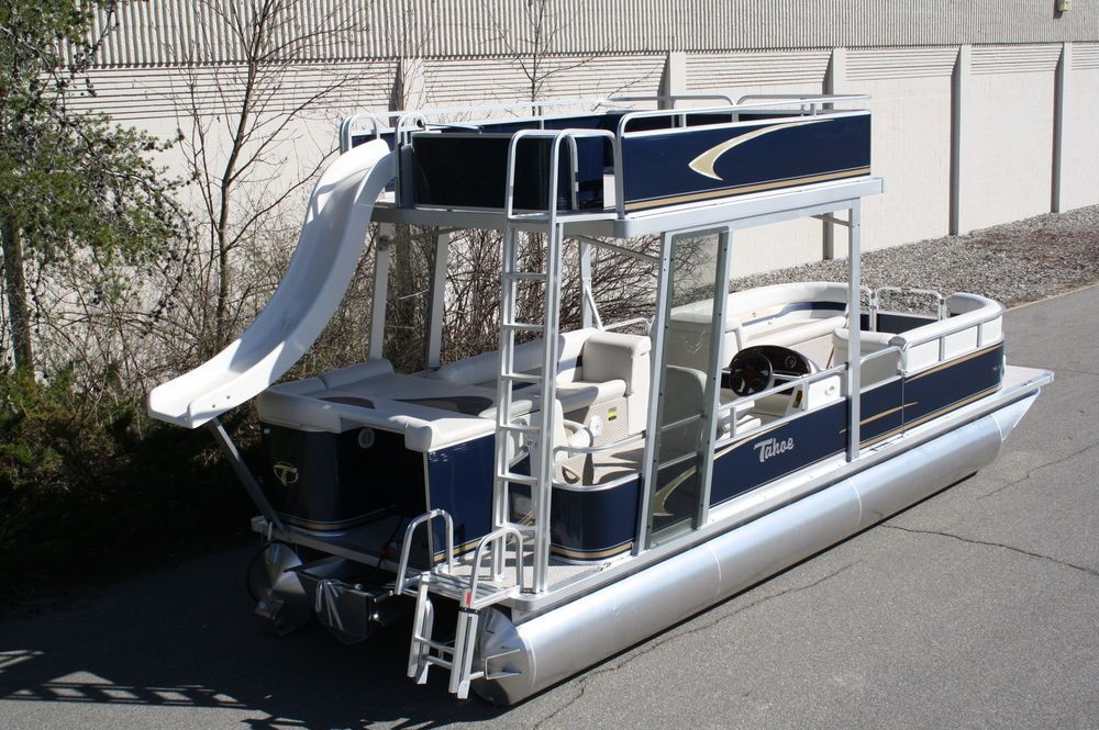 Details About 2018 Grand Island 24 Entertainer Boats