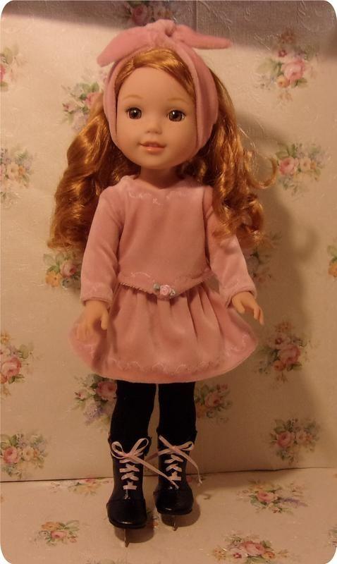 Wellie Wishers Doll Clothes   Matilda   Pinterest