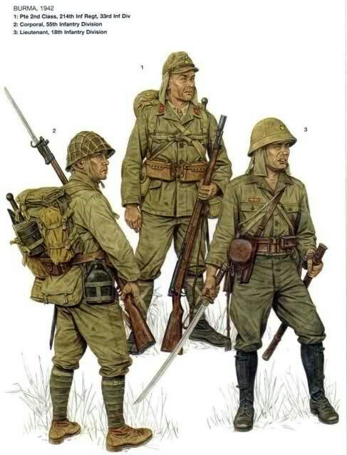 Uniformes Japones WW 2 del Ejército | Wwii uniforms ...Japanese Military Uniform Ww2
