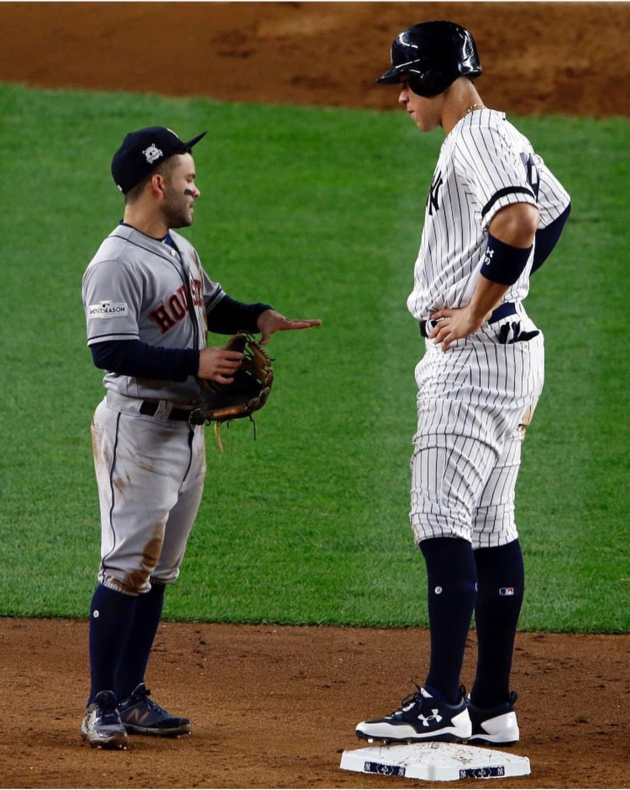 Judge And Altuve The Largest And The Smallest Strike Zones In Mlb Astros Baseball Yankees Baseball Baseball Stadium