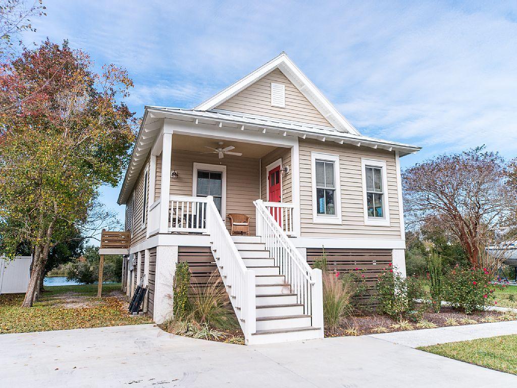 House Vacation Rental In Charleston, South Carolina