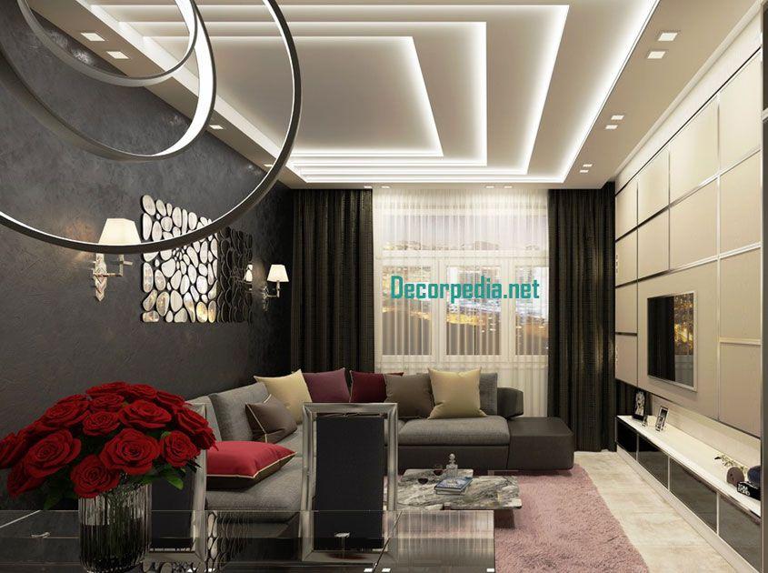 Latest Pop False Ceiling Design Ideas For Living Room And Bedroom False Ceiling Design Ceiling Design Living Room False Ceiling Design New design for living room