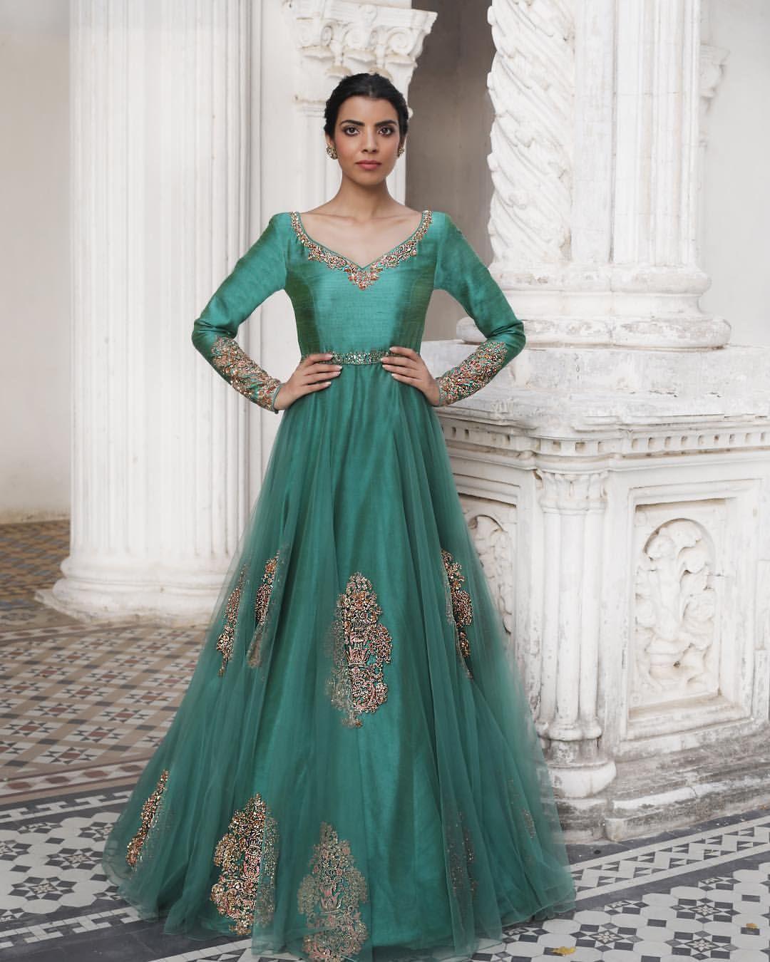 Shyamal & Bhumika collection | Indian Designer Fashion | Pinterest ...