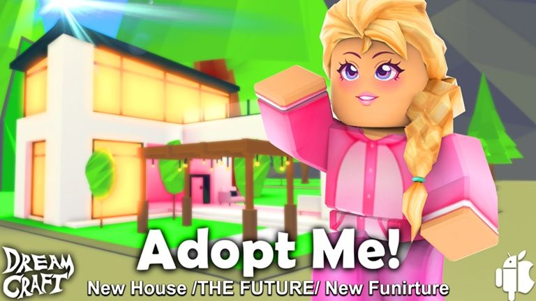 Adopt Me Daily Prizes Roblox Roblox Adoption Welcome To The Future