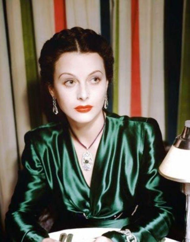 Пин на доске Hedy Lamarr☆