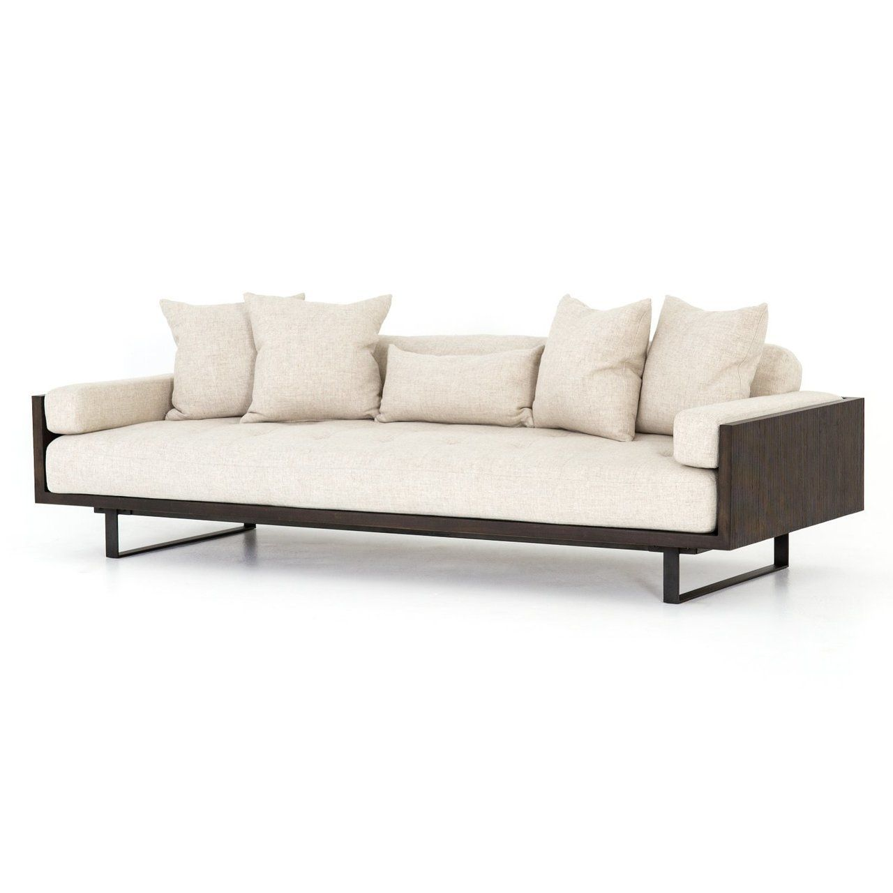 Preston Modern Tufted Sofa 99\