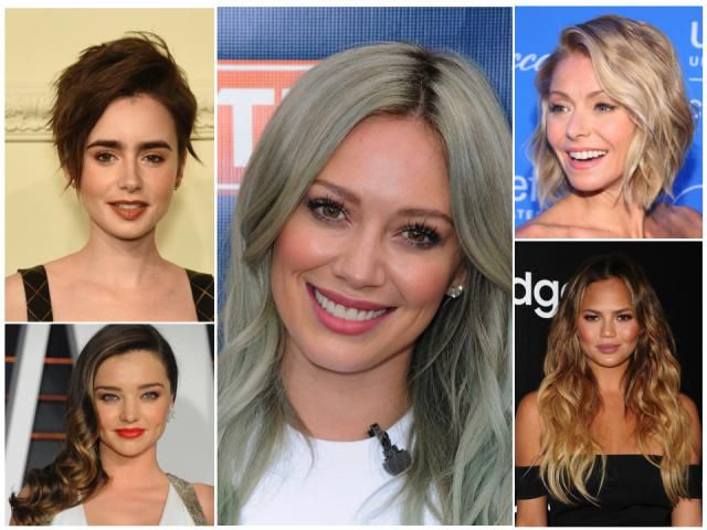 from subtle to daring the fall winter hair trends everyone s