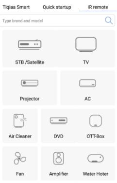 ZaZa Remote-Universal Remote – אפליקציית שלט אוניברסאלי