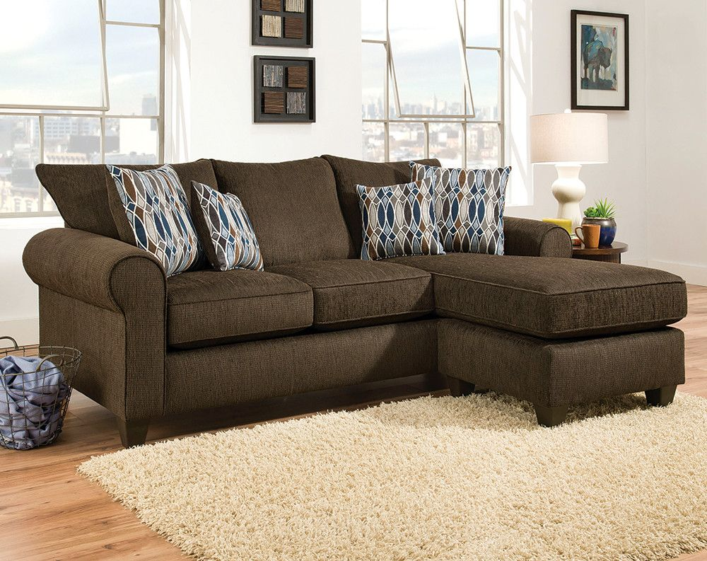 Enjoyable Dark Brown Sectional Sofa Radar Chocolate 2 Pc Sectional Ocoug Best Dining Table And Chair Ideas Images Ocougorg