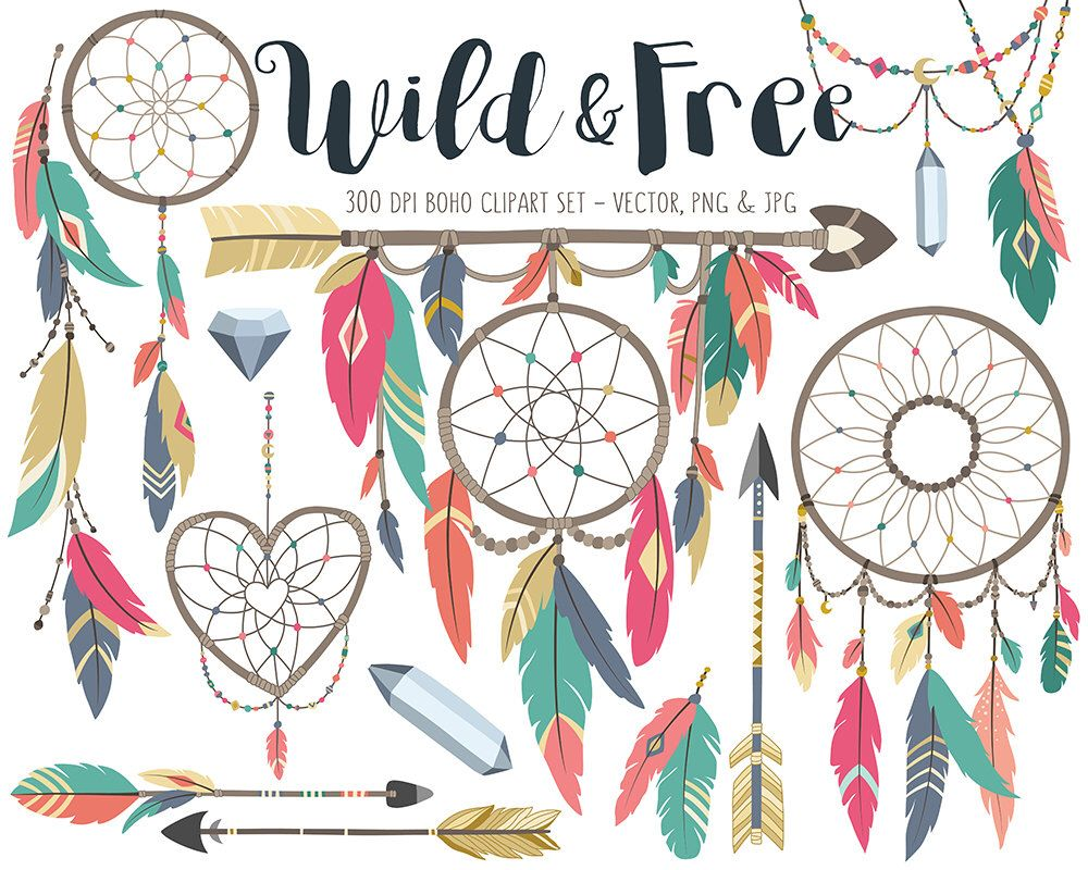 free vector green boho - photo #49