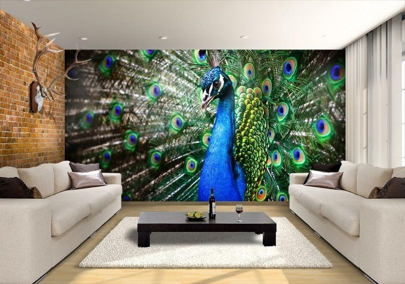 Peacock Wallpaper For Living Room Home Decor Ideas Home Decor Ideas David Laravelez Com 800 562 By Peacock Wall Art Wall Art Plaques Peacock Decor Bedroom Cool backgrounds for your room