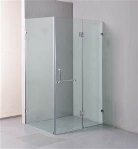 1200 X 900mm Frameless 10mm Glass Shower Screen By Della Francesca Glass Shower Shower Screen Frameless Shower