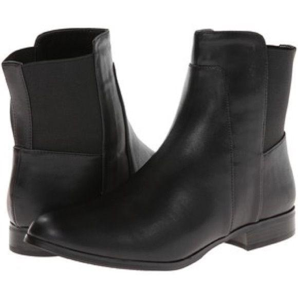 Womens Boots Calvin Klein Revita Black/Black