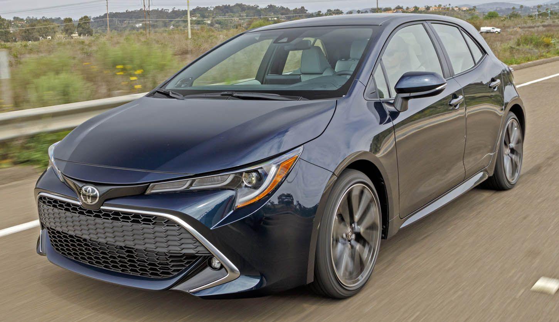 تويوتا كورولا هاتشباك هايبرد 2019 الجديدة كليا الريادة في مجال السيارات الهجينة موقع ويلز Corolla Hatchback Toyota Corolla Hatchback Toyota Corolla