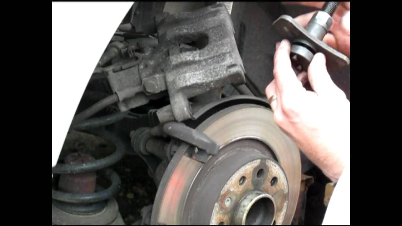 2006 Saab 93 9 3 Brake Pads And Rotors Replacement Part I Of Ii Brake Pads And Rotors Owners Manuals Replacement Parts