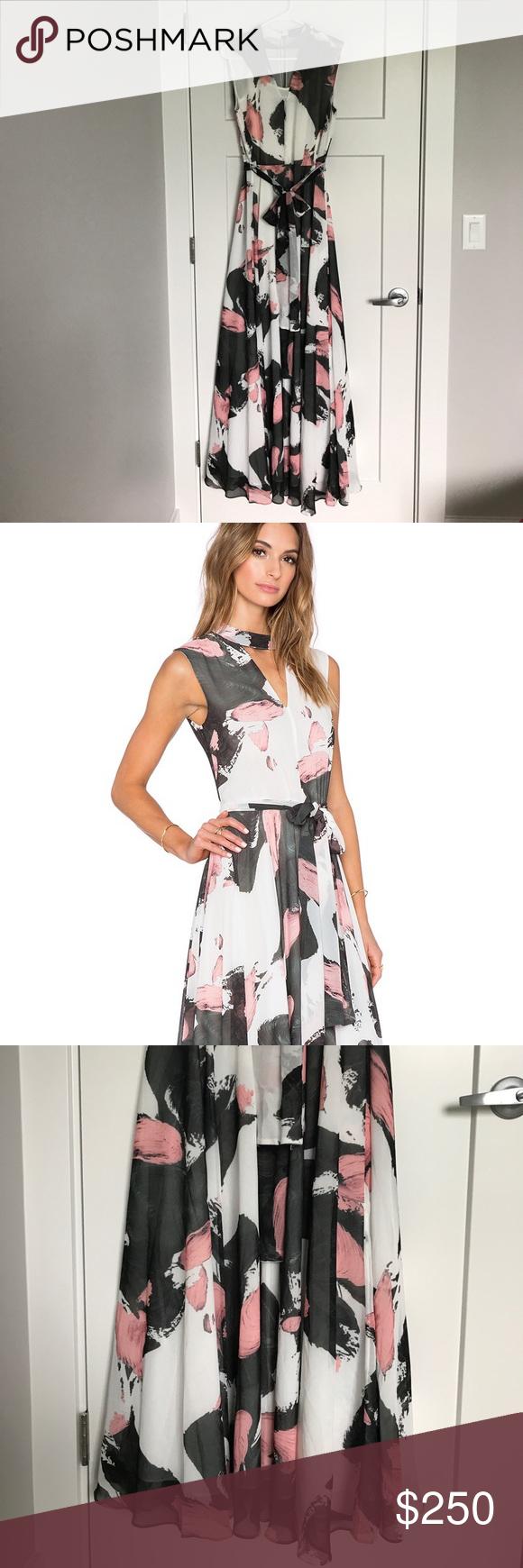 Hall maxi dress