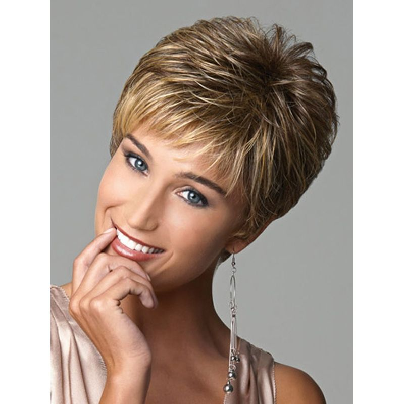 Medusa Hair Products Sassy Boy Cut Short Pixie Style Wigs For Hair Styles Pinterest