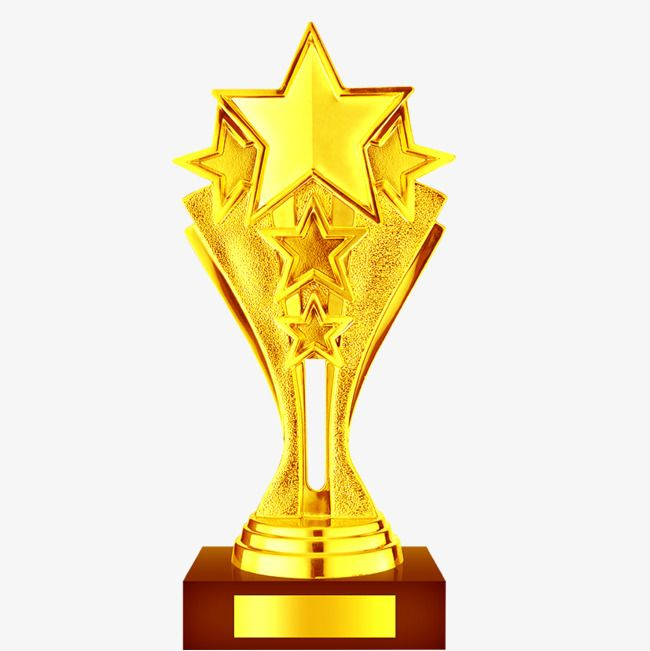 Transparent Gold Cup Trophy Png Picture Trophies And Medals Gold Cup Trophy