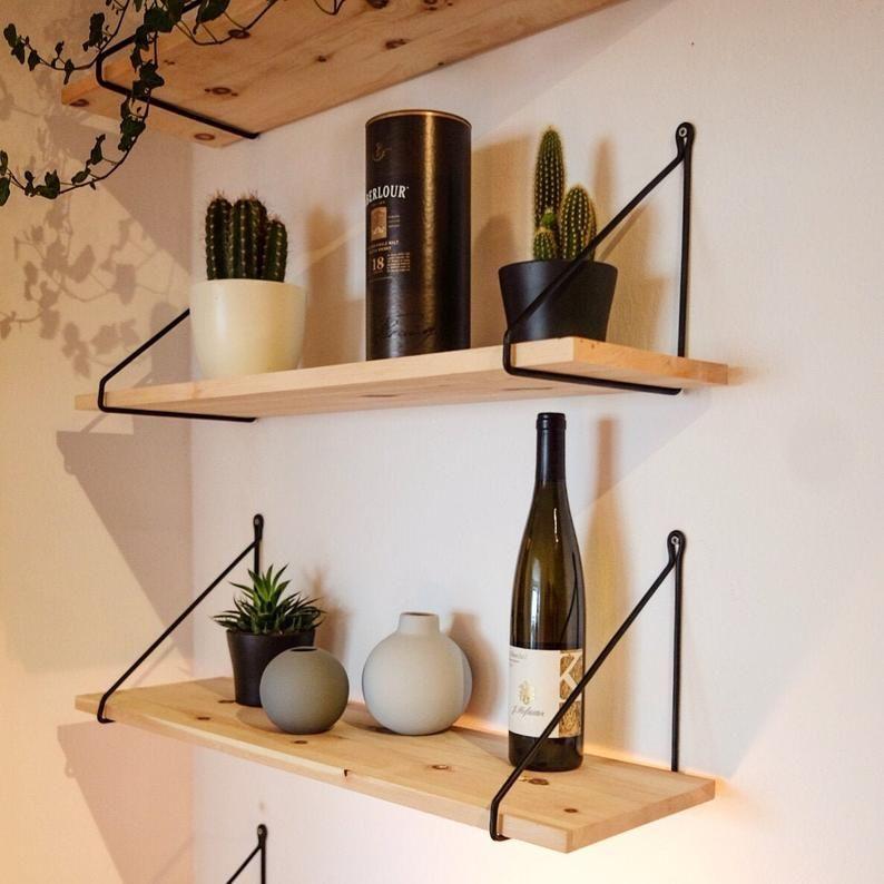 Zirbenholz Regal Wandregal Wandboard Zirbenholzbrett Sudtirol In 2020 Shelves Home Decor Wood Shelves