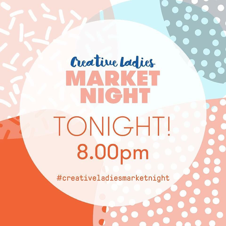 The countdown is on until market night at 8pm tonight ONLINE on Instagram. Don't miss out! Lots of great items from #creative ladies @nine_august @minty_prints @lillybirddesigns @nedandpippas @twentyfivebirds @thecolouredknot #online #shopping #marketnight #fashion #shopping #warrnambool #shop3280 by edithboutique
