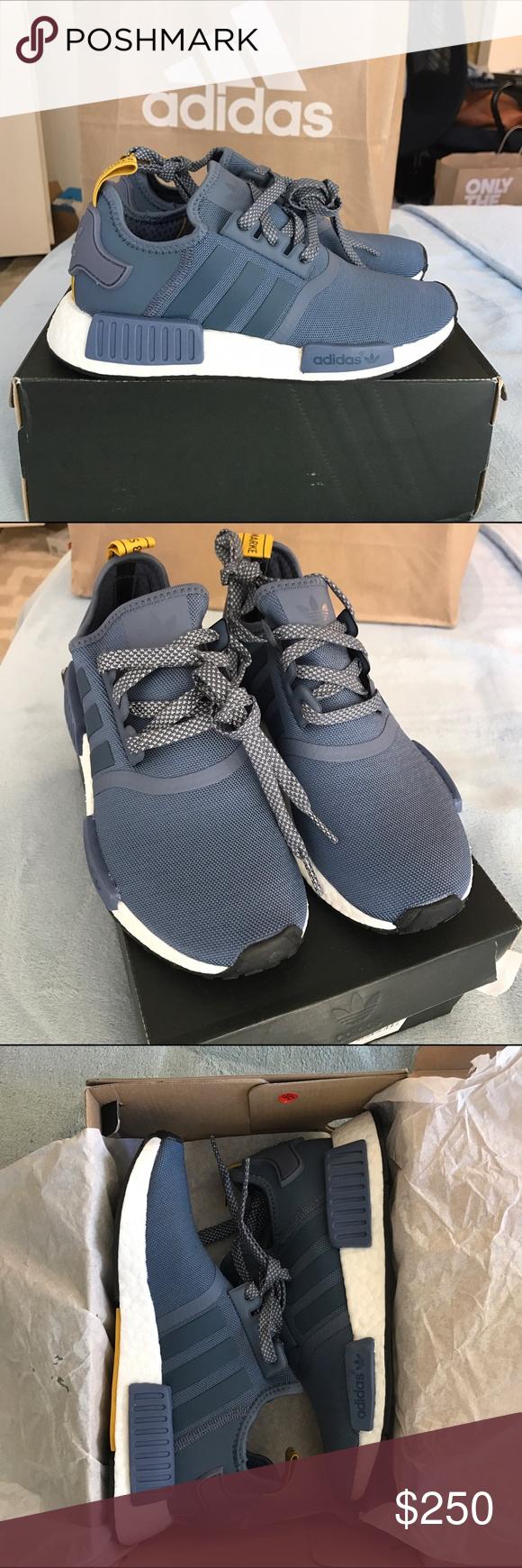 adidas NMD R1 Blue Women s Size 6 Adidas Originals NMD R1 Shoes Men s Size 5    Women s Size 6 Fits like a Women s 6.5 Deadstock fececcd74
