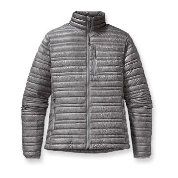 Patagonia Ultra-Light Down Jacket....so light, warm and squishable!!!