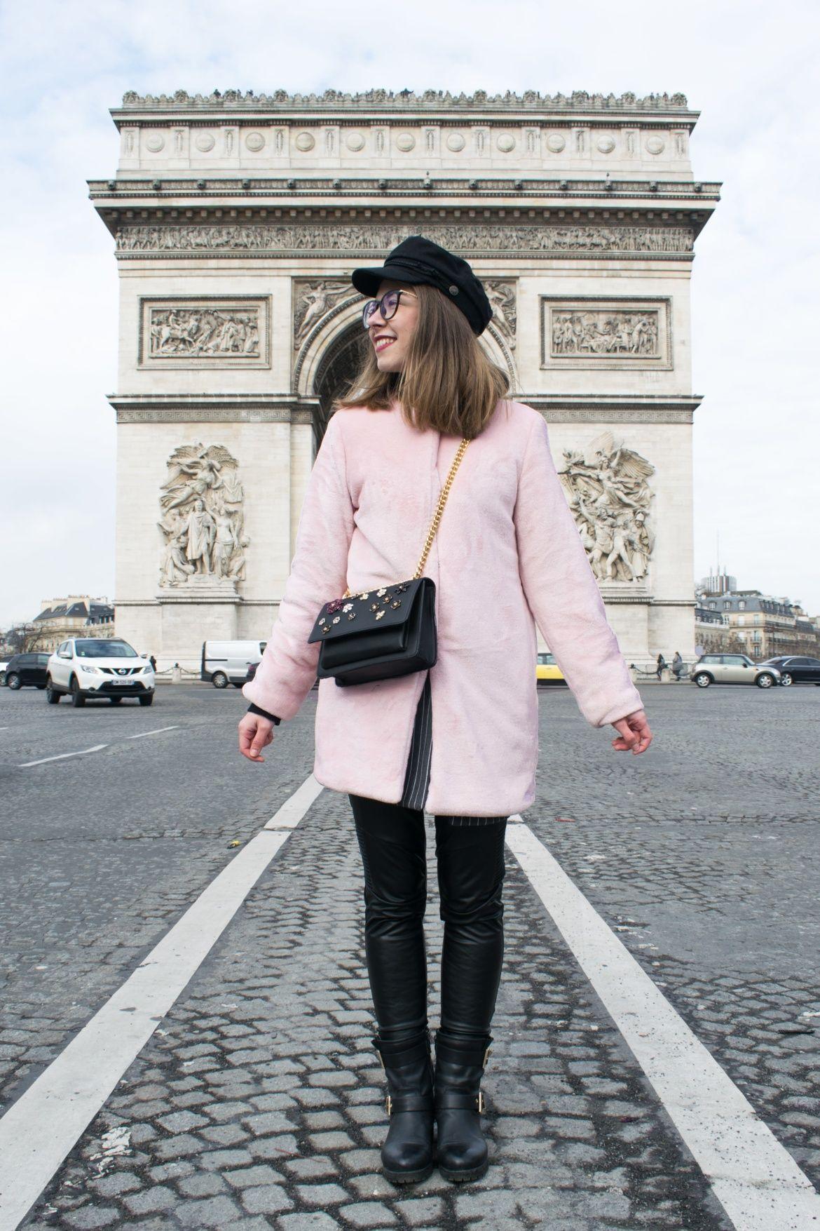 997a75e6323e1 Cómo hacer un abrigo fácil hecho con una manta looks and diy