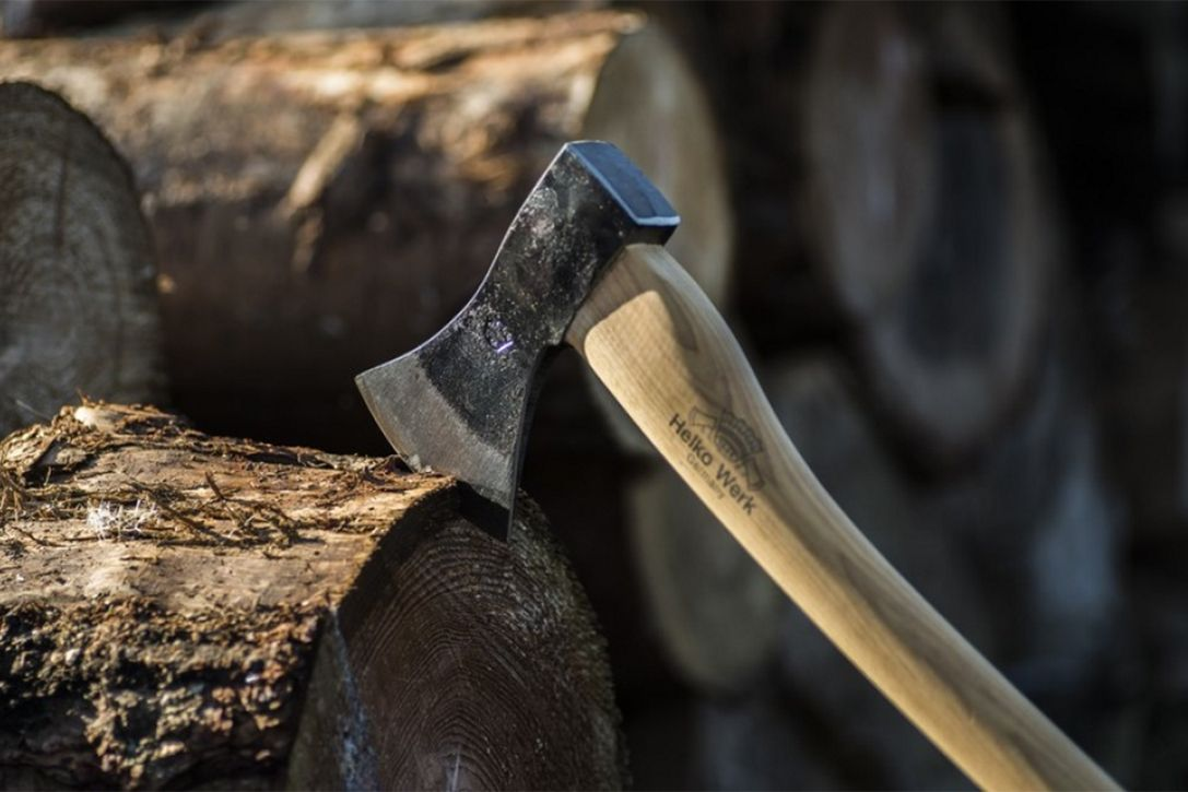 Helko Black Forest Woodworker Axe Best Axe For Chopping Or
