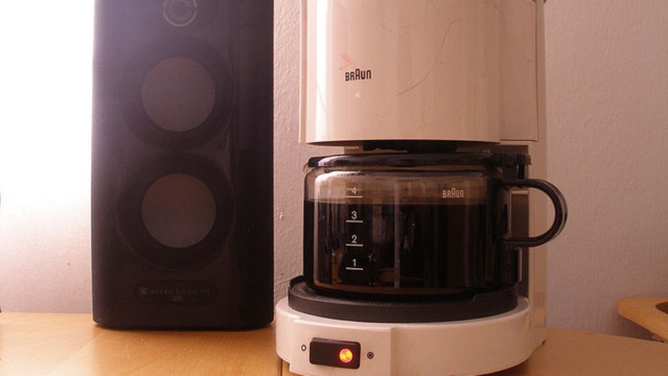 The Three Basic Cooking Techniques that Work in a Coffee Maker: Whether you're stuck in a hotel for an extended stay or your dorm room just doesn't have any other options, your coffee maker is a surprisingly reasonable place to cook a meal or two. You actually have a bunch of options for meals in those coffee makers. Find out how at: www.cookingwithyourcoffeemaker.com