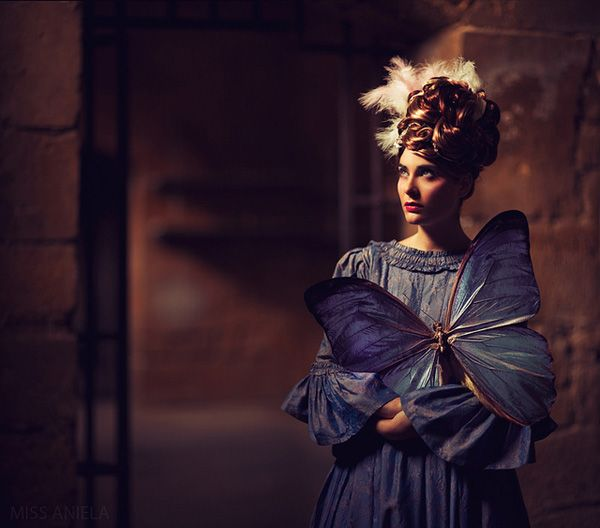 Contemplation by Miss Aniela