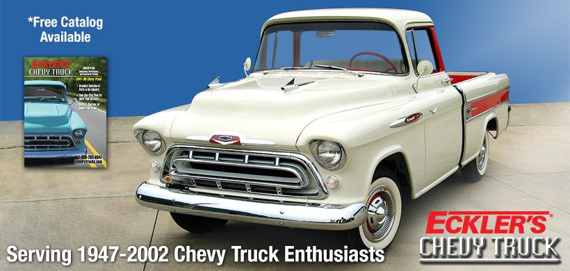 Classic Chevy Truck Parts For Sale Gmc Truck Parts Ecklers