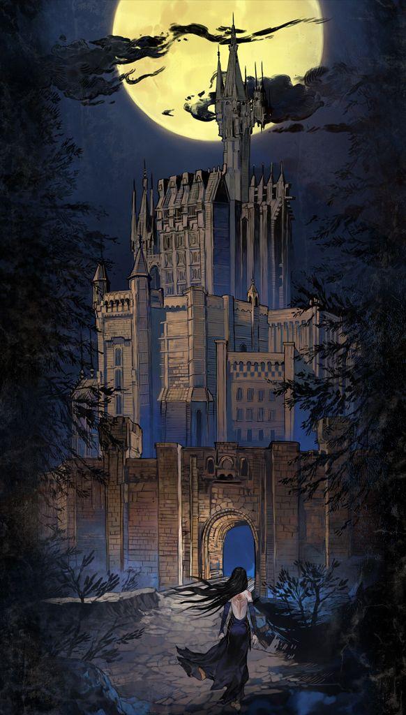 Gameandgraphics Castlevania Order Of Ecclesia Original Art