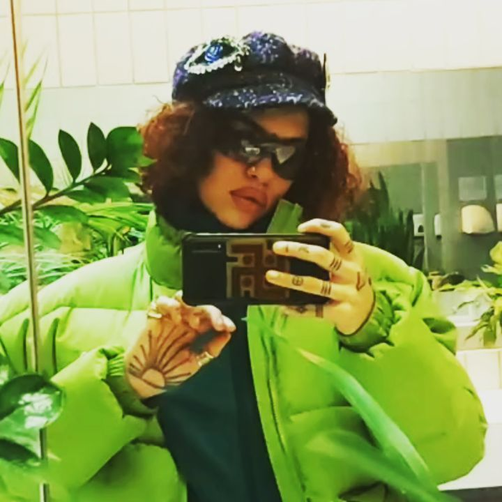 "Photo of Greentea Peng on Instagram: ""Side show blob in a piff public toilet"""