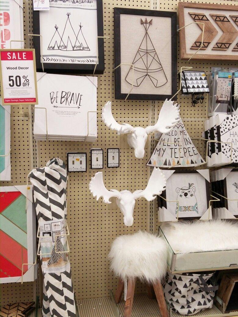 Hobby Lobby Merchandising Table Displays Work Tree Wall Decor