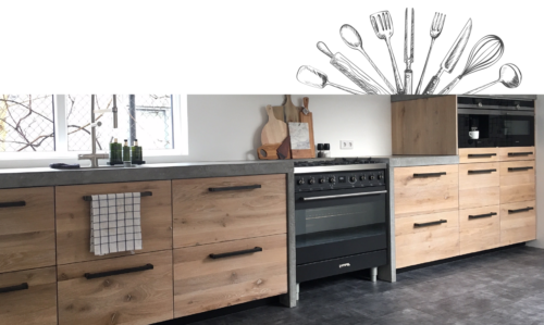 Handmade Kitchen Doors For Ikea Kitchen Cabinets To Create Your Own