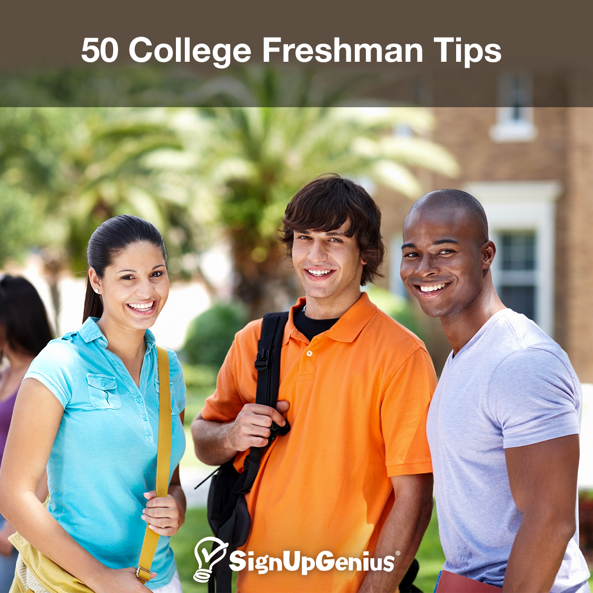 50 Tips And Advice For College Freshmen