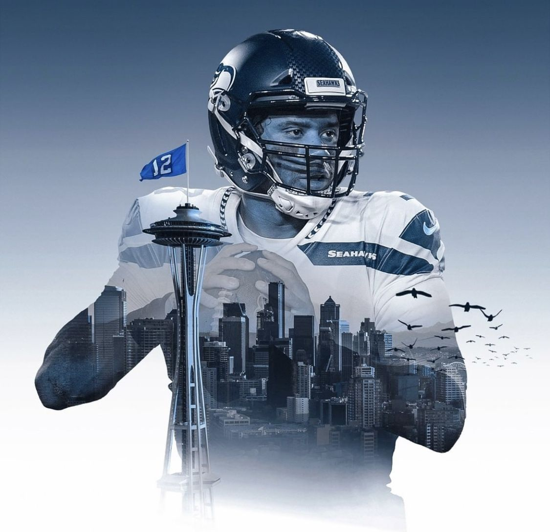 Pin by Dawn Dube on Game Day in 2020 Seattle seahawks