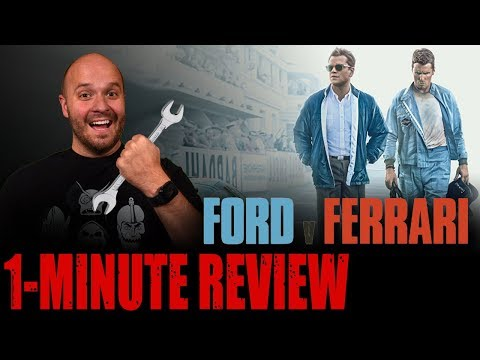 Ford V Ferrari 2019 Movie Review Youtube Ferrari Ford