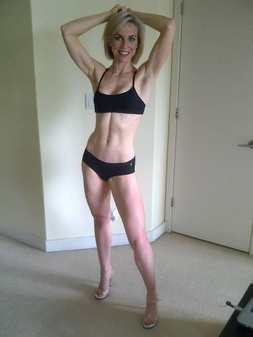 Sexy Skinny Mature