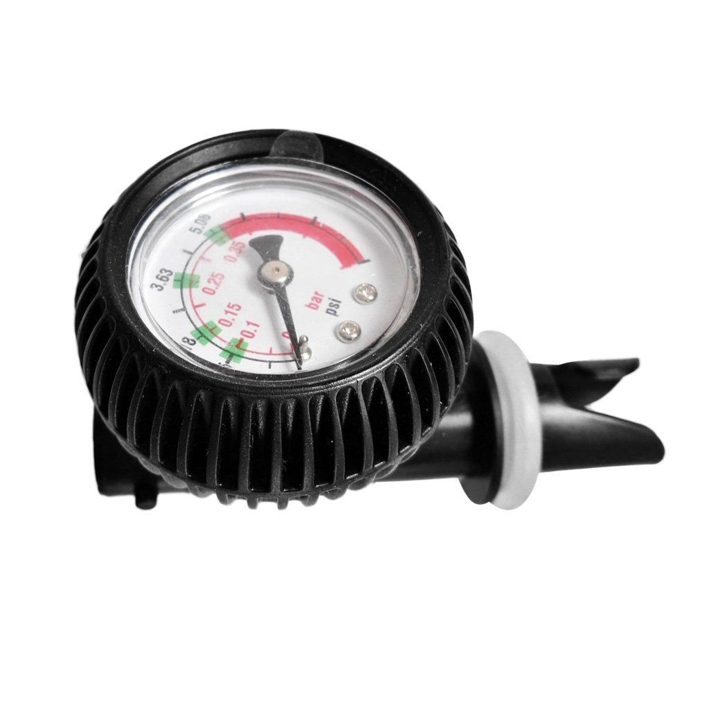 Inflatable boat air pressure gauge air connector for kayak Raft sup boarODFS