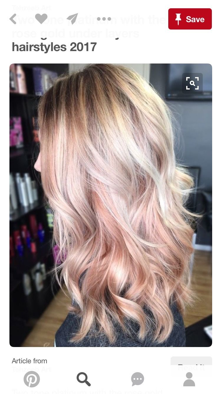 Pin By Hana Callister On Hair Ideas Inspo Pink Blonde Hair