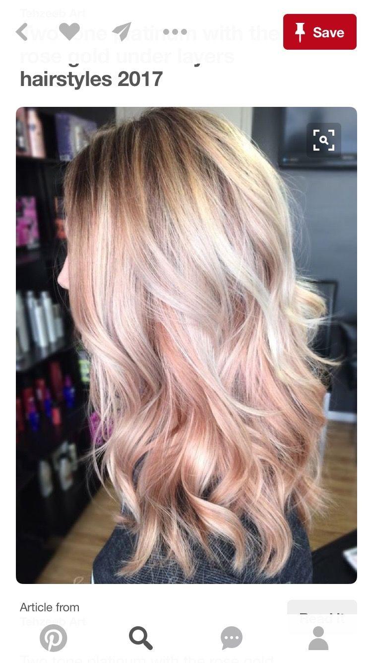 Pin By Hana Callister On Hair Ideas Inspo Hair Styles Pink Blonde Hair Summer Hair Color