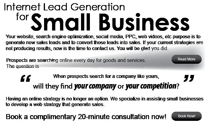 IED Web Marketing — Book a FREE 20 Min Consultation