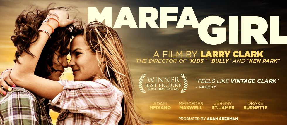 marfa girl (2012) cast