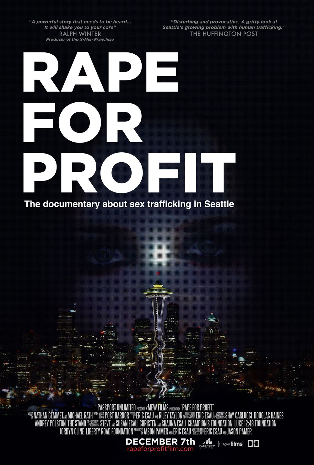 Rape For Profit documentary. Uncovering the Sex Slavery, Human Trafficking & Child Prostitution Found