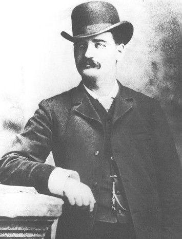 Bat Masterson A Buffalo Hunter U S Army Scout Frontier Lawman U S Marshal And Finally Sports Editor And Columnist Old West Outlaws Old West Wild West
