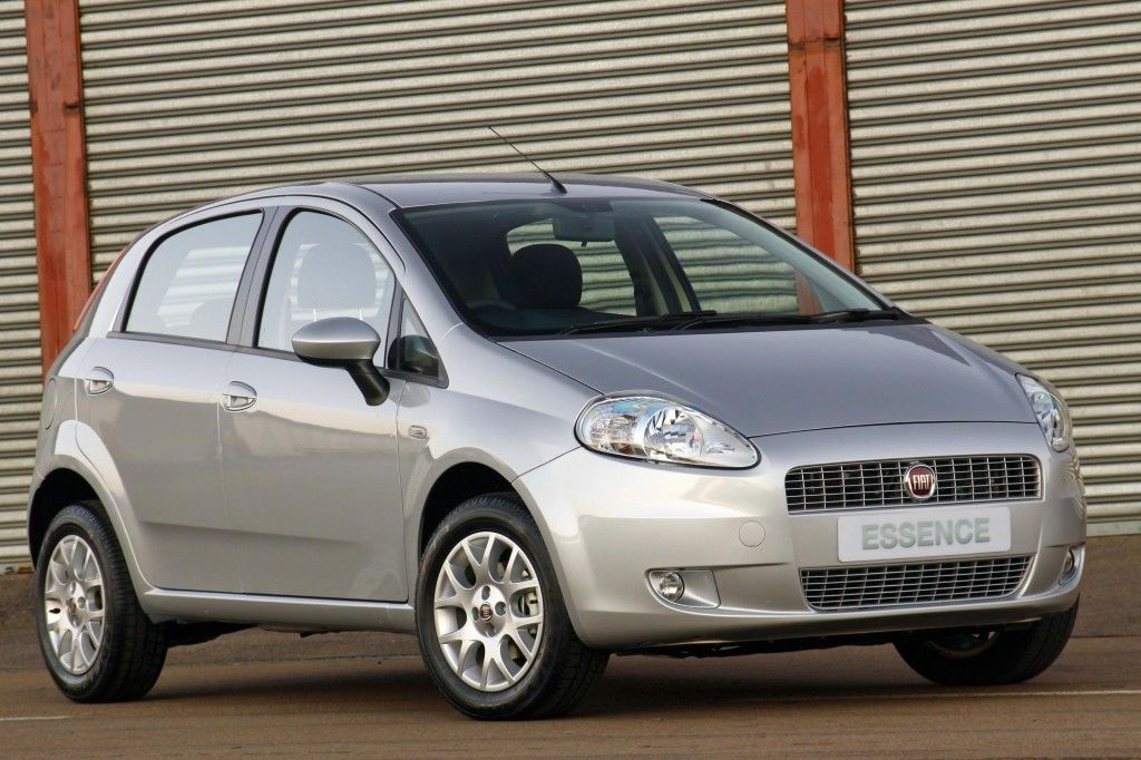 Fiat Punto 2012 Car Vehicles