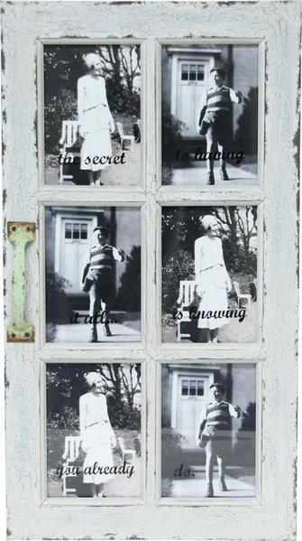 ada window collage frame urban barn - Window Collage Frame