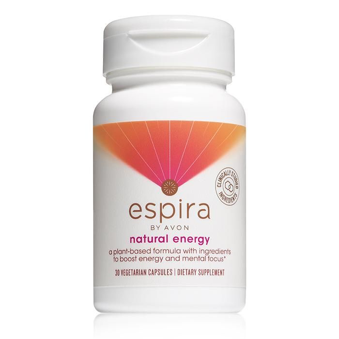 Espira Natural Energy Espira Natural Energy Avon Products avon products review